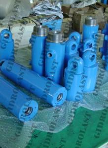 гидроцилиндры для испытательной лаборатории КГТУ им