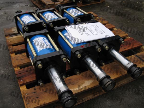 Изготовление гидравлических цилиндров с квадратными крышками