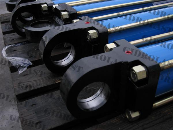Гидроцилиндры для шинной промышленности