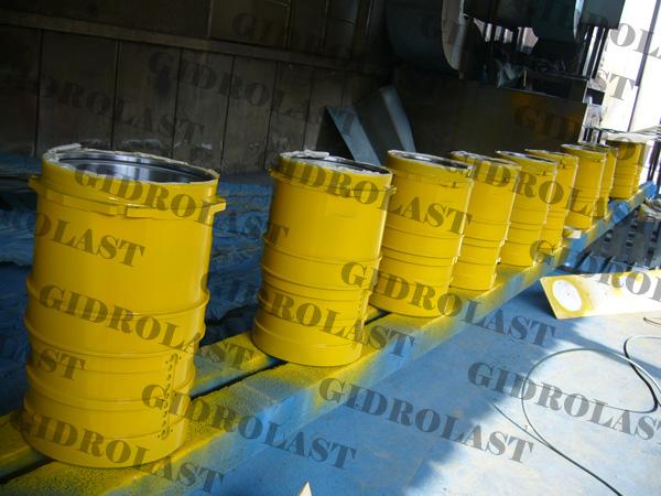 Гидроцилиндры на заказ в г.Ковров