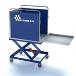 Изготовим мобильный ножничный подъемник для инвалидов колясочников