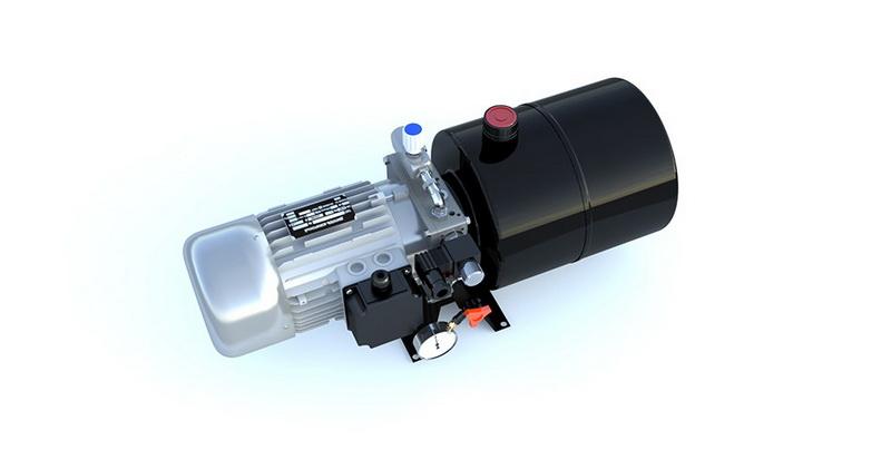 Мини-гидростанции смазки