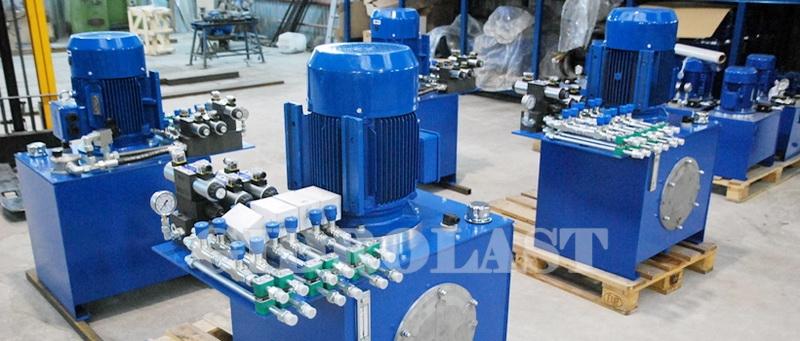 Гидростанции готовы к отправке заказчику