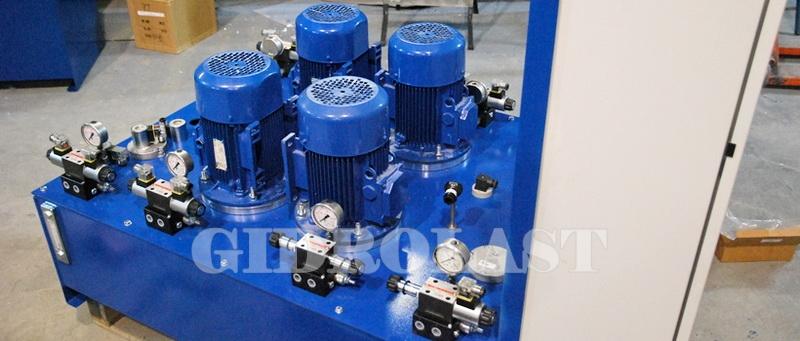 Гидростанции производства Gidrolast, продажа
