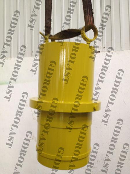 Плунжерный гидроцилиндр для завода в Великих Луках