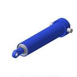 Телескопические гидравлические цилиндры