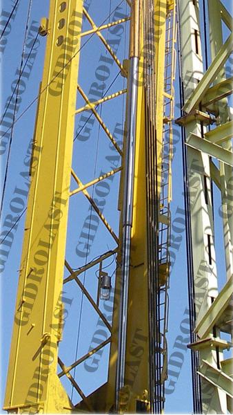 Гидравлическое оборудование для нефтедобычи