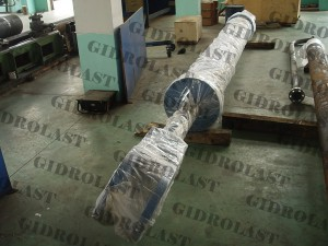 Гидравлические цилиндры Гидроласт для гидроэлектростанций