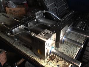 Изготовление гидроцилиндров по заказу машиностроительного производства