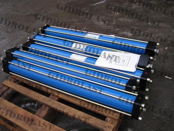 Гидравлическое оборудования для заказчика Кимры