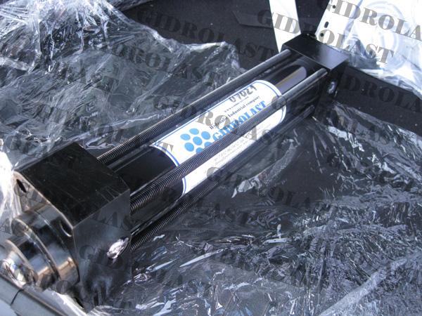 Гидравлические цилиндры серии HC2  по ISO6020/2 (DIN24554)
