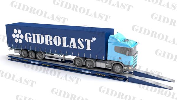 Подъемники для грузовых автомобилей