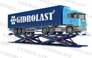 Подъемные платформы для грузовых автомобилей