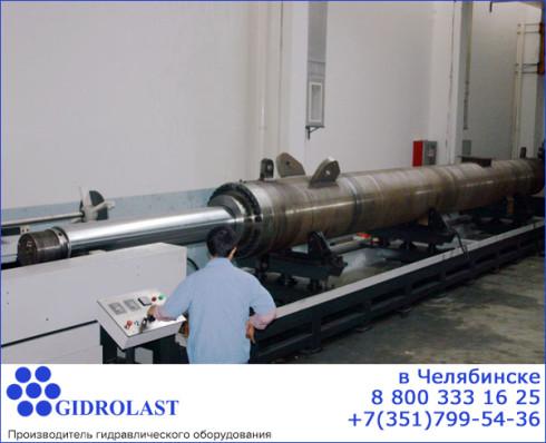 Поставки гидроцилиндров и другого гидравлического оборудования в Челябинск