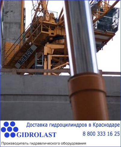 Гидроцилиндры для Краснодара