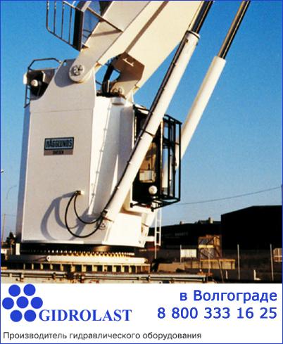 В Волгограде гидроцилиндры, подъемные столы и другая гидравлическая продукция