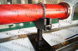 Обработка гильзы цилиндра на хонинговальном станке