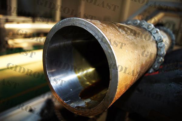 Чистота обработки поверхности до 0,4 мкрн