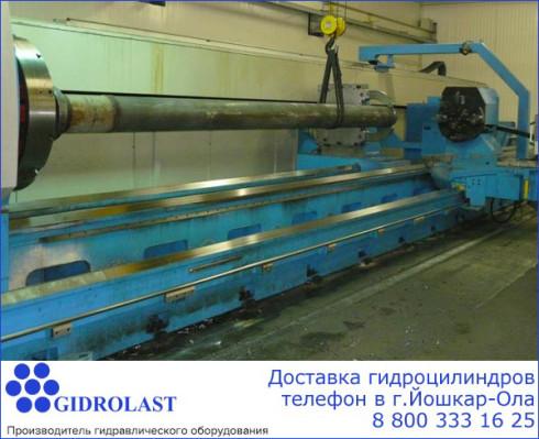 Продаем и доставляем гидроцилиндры в Йошкар-Олы