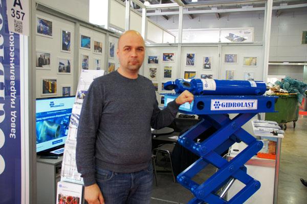 Ведущий инженер-гидравлик К.В.Бобровский