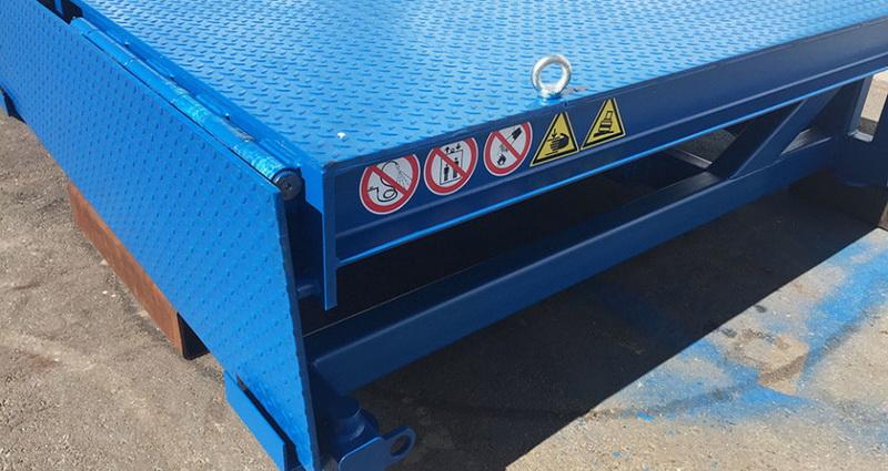 Уравнительные подъемные грузовые платформы