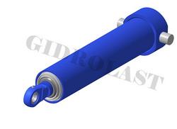 поршневые и телескопические гидравлические цилиндры на заказ