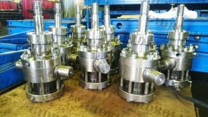 гидроцииндры для металлургического комбината