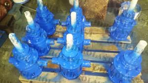 Гидравлические цилиндры для металлургического комбината