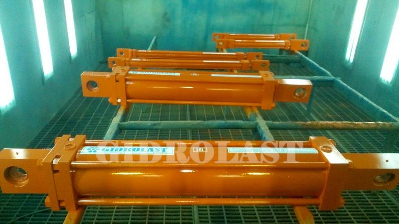 Мы производим гидравлическое оборудование для металлургических предприятий