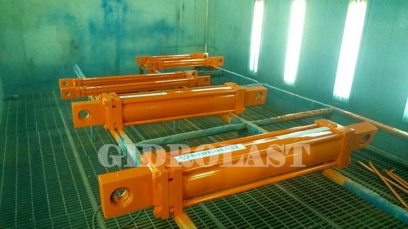 Заказ гидроцилиндров для металлургического предприятия