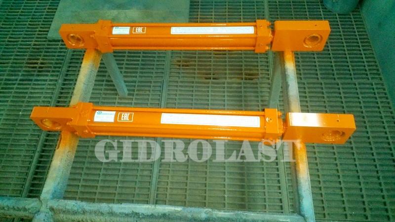 Гидроцилиндры для балаковского завода Северстали