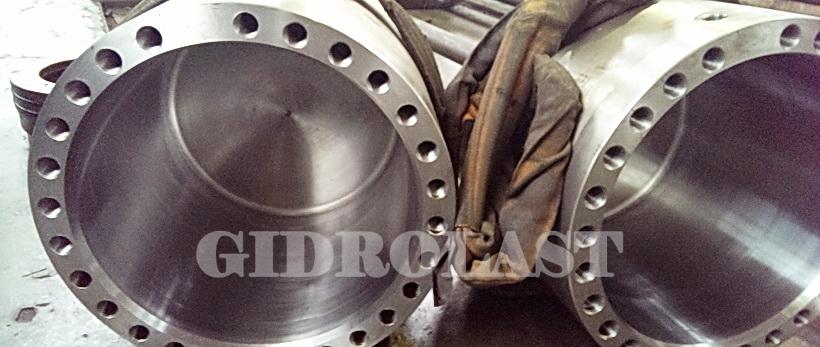 Гидродомкраты подъемные для промышленного оборудования