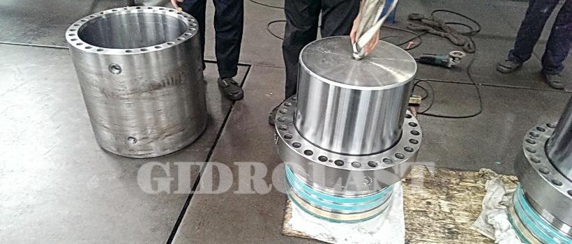 Промышленные гидродомкраты