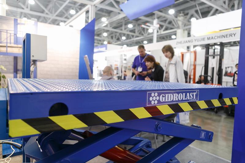 CeMAT Russia пользуется большой популярностью у представителей торговых и логистических отраслей