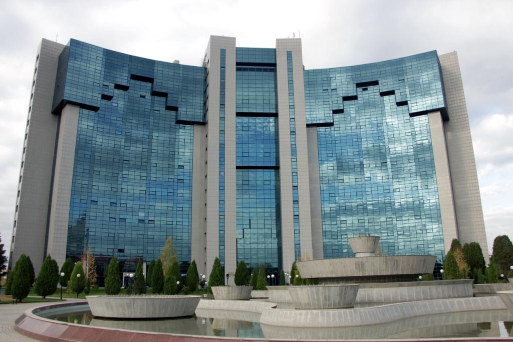 Ташкент - место проведения конференции Heavy Caspian 2017