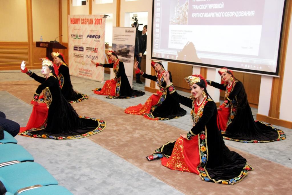 Перерывы в работе конференции Heavy Caspian 2017