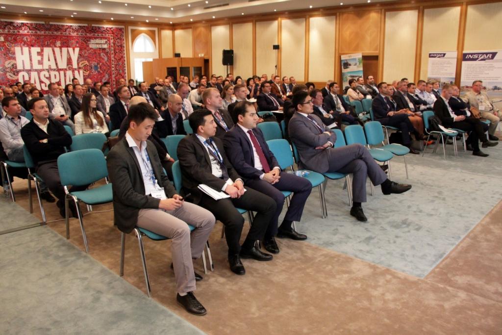 Зал для конференции Heavy Caspian 2017