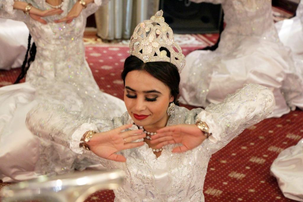 Настоящие восточные принцессы