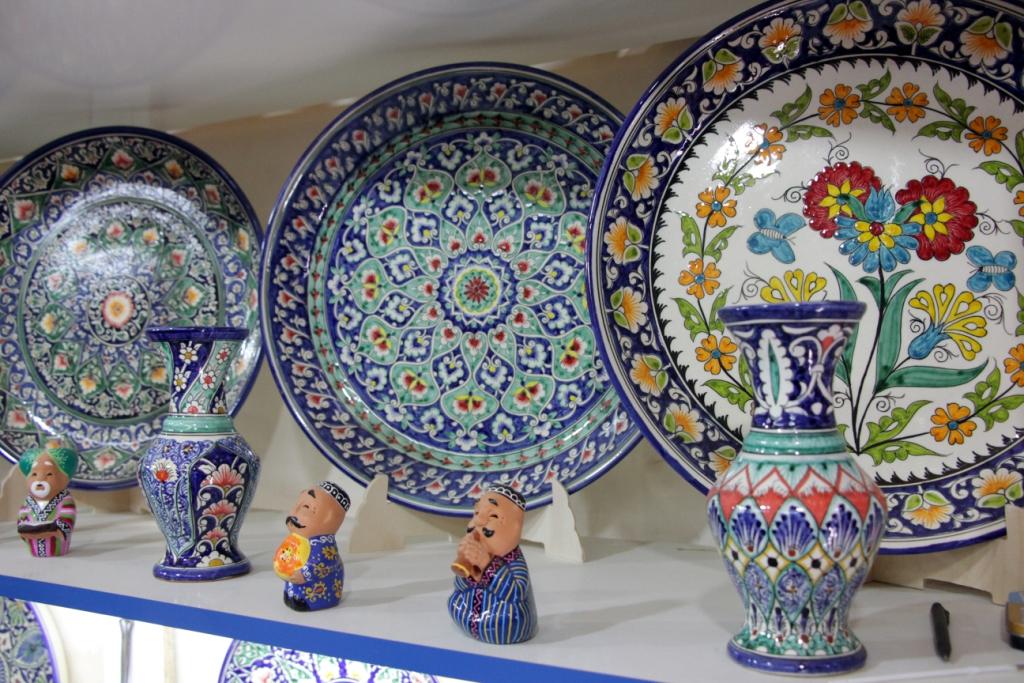 Народные промыслы Узбекистана