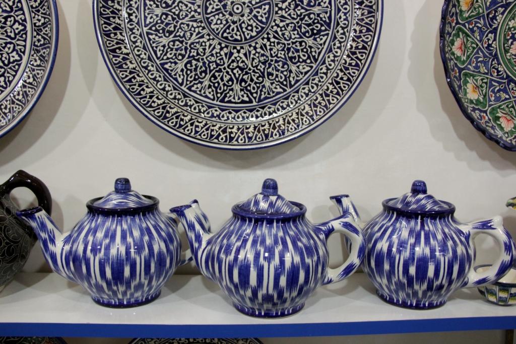 Сувениры из Самарканда