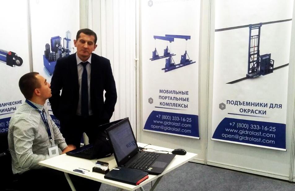 Цель работы специалистов на вставке в Казани - завязать деловые связи с предприятиями из Поволжья.