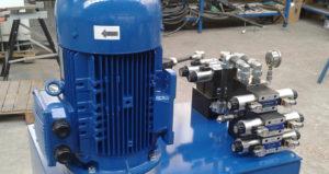 Гидростанции производства «Гидроласт»